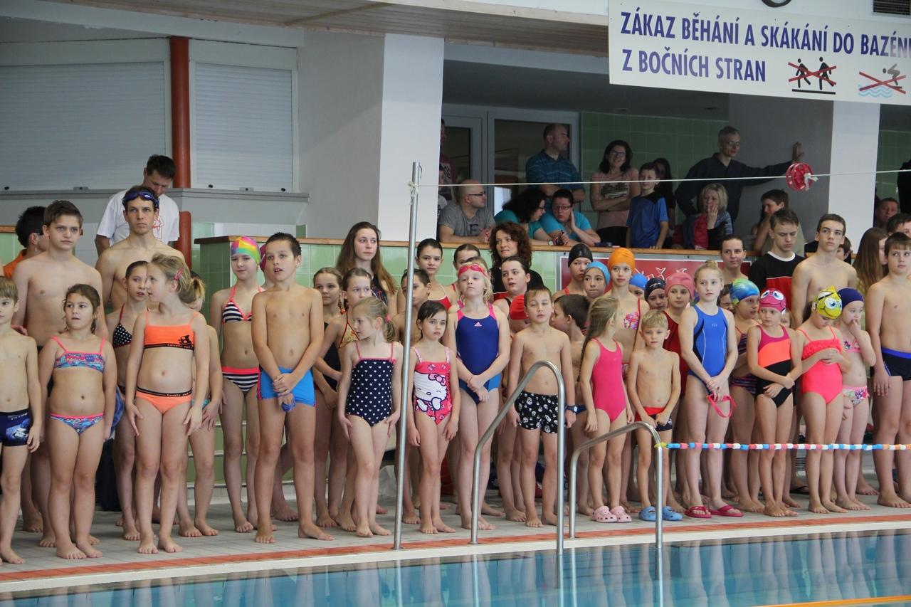 Přebor v plavání