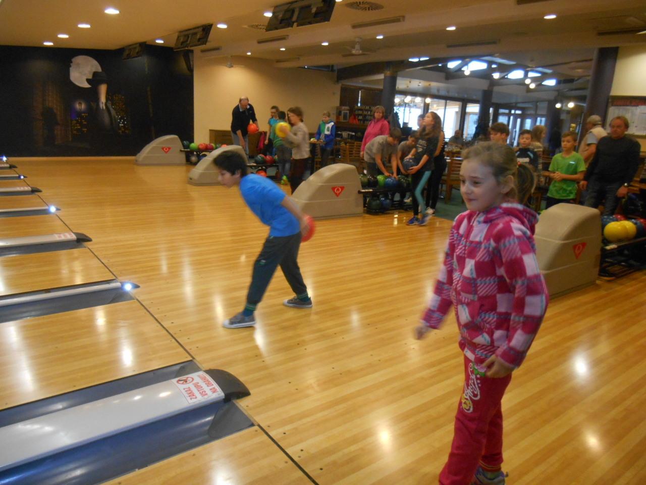 Regionální soutěž v bowlingu