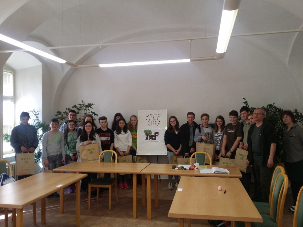 Young People in European Forests (YPEF)