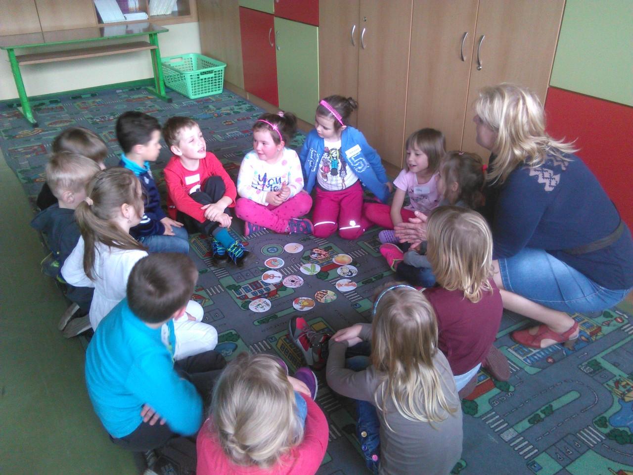 Miniškolička pro předškoláčky 3
