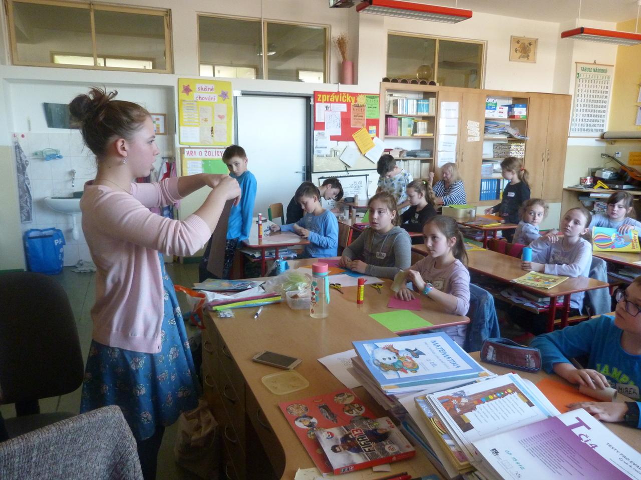 Netradiční den učitelů