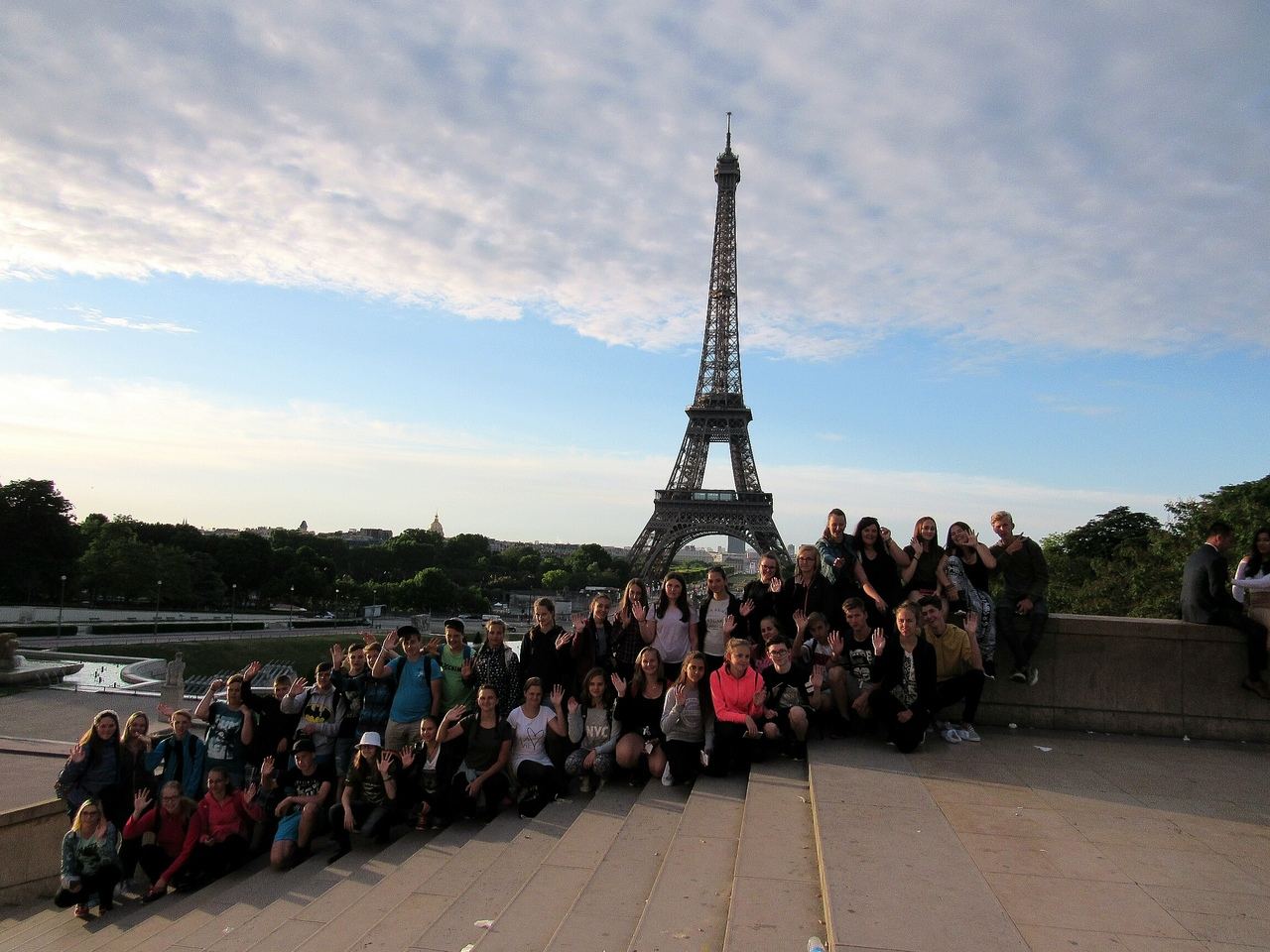 Paříž – Londýn 2017
