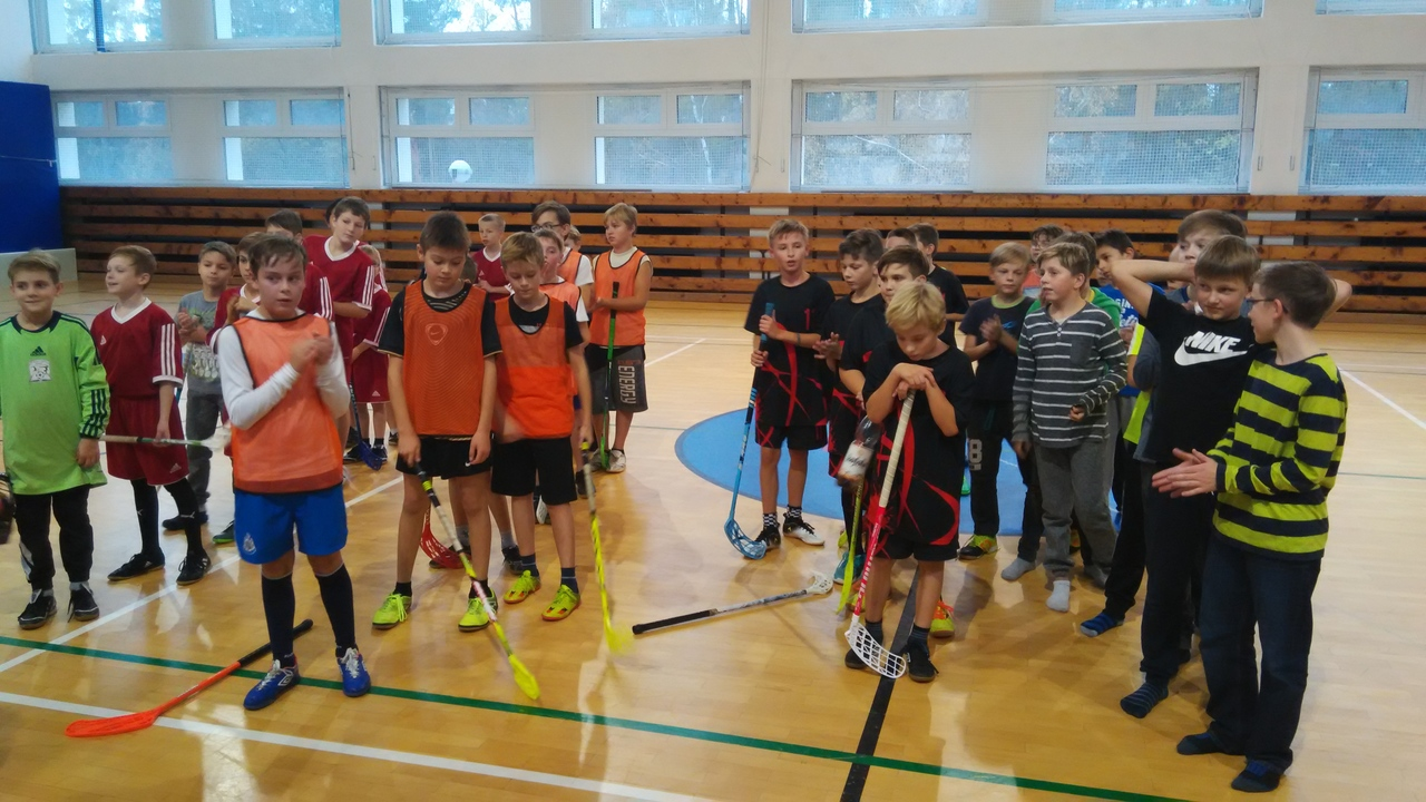 ČEPS cup – florbalový turnaj