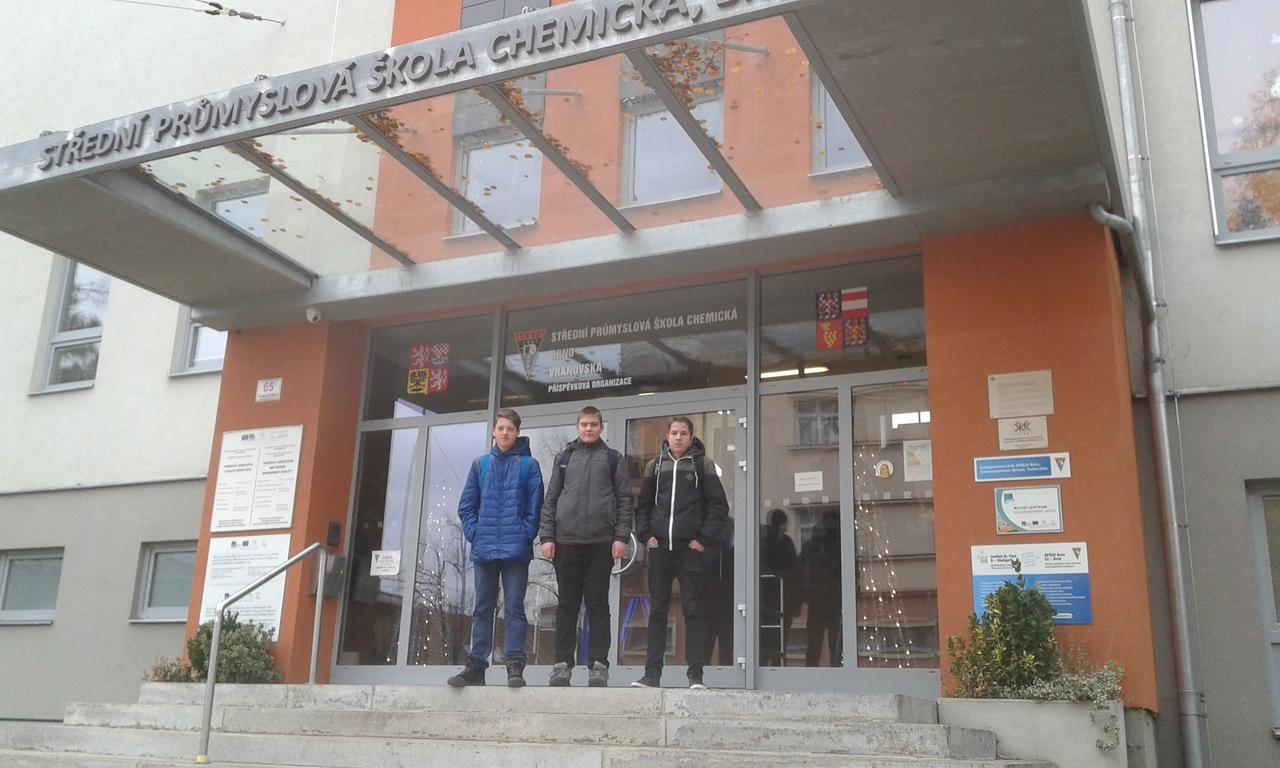 Hledáme nejlepšího Mladého chemika ČR