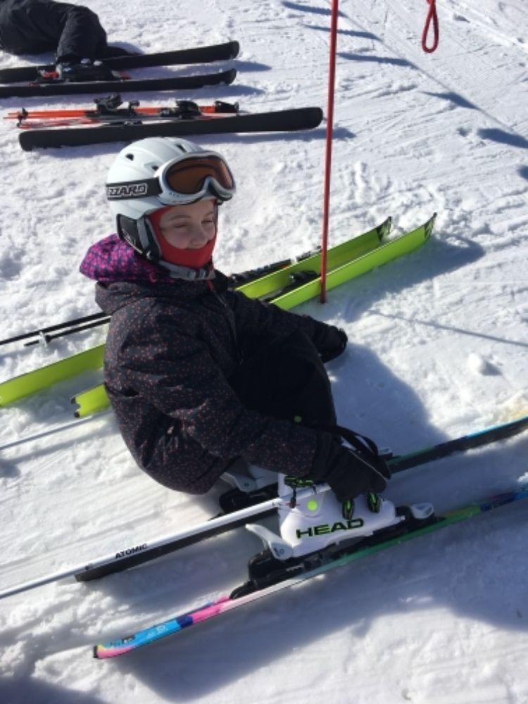 Závody ve sjezdovém lyžování