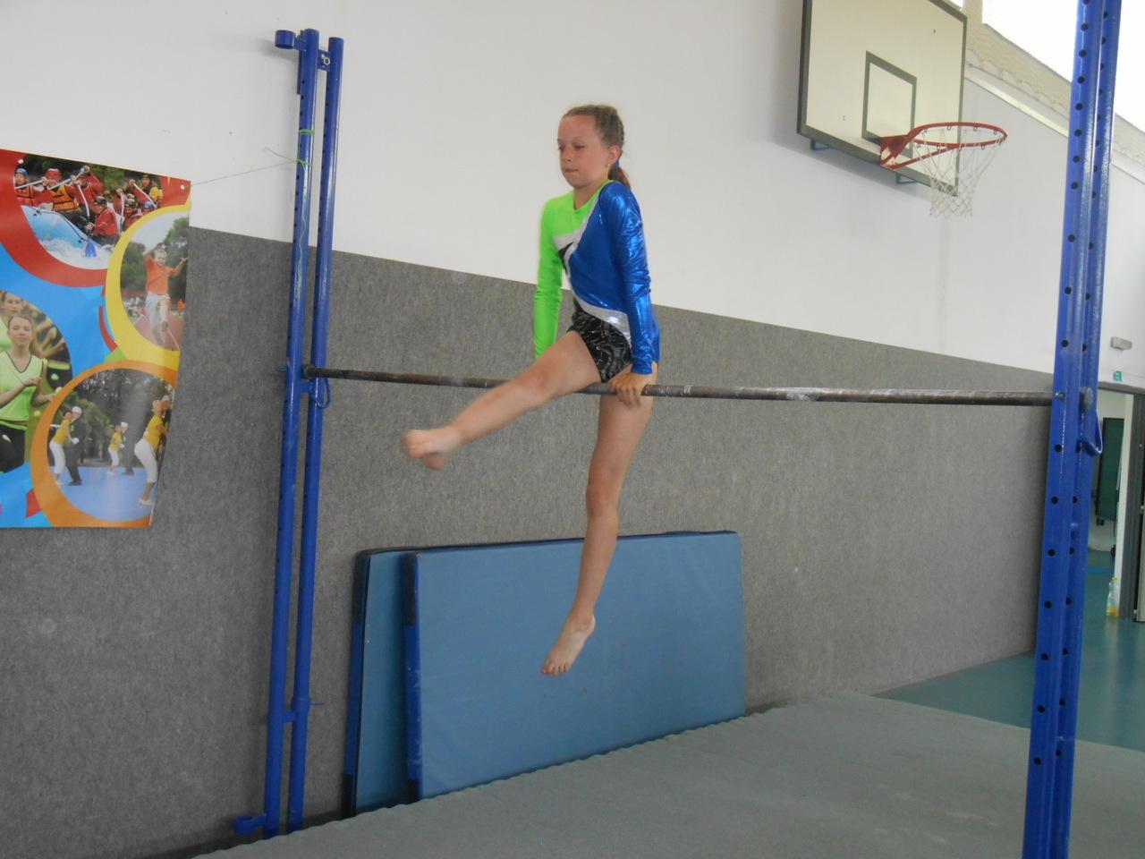 Republiková soutěž ve sportovní gymnastice